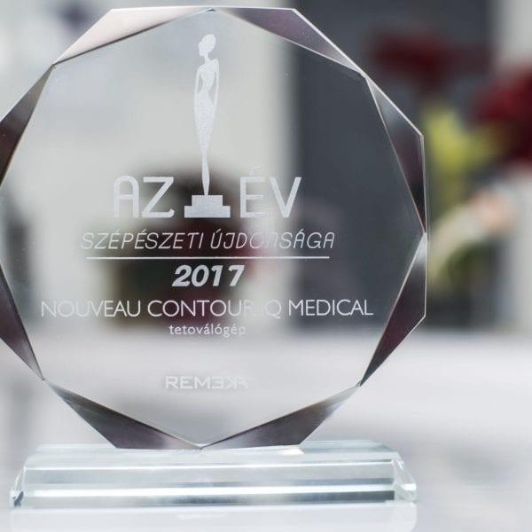 Nouveau Contour iQ wins Hungarian award