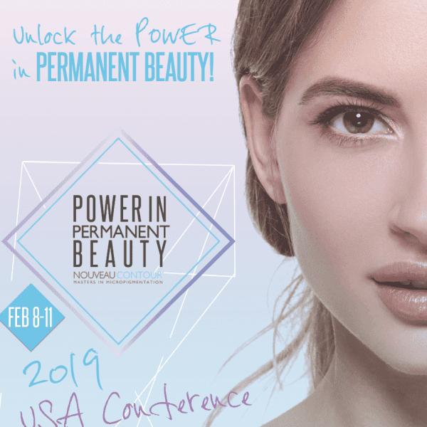 Nouveau Contour USA presents: The Power in Permanent Beauty