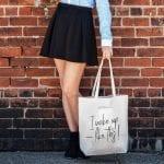 NEW! Nouveau Contour Shopping Bag