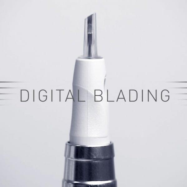 Digital Blading – new revolution in permanent makeup!
